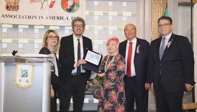 Il Premio Joe Petrosino Sicilia a Pif