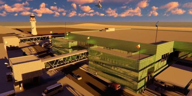 I complessi lavori per l'ampliamento e l'ammodernamento dello scalo di Punta Raisi costeranno 48 milioni di euro per il primo lotto