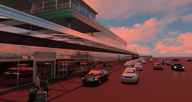 """L'aeroporto """"Falcone Borsellino"""" di Palermo dal prossimo luglio cambierà volto..."""