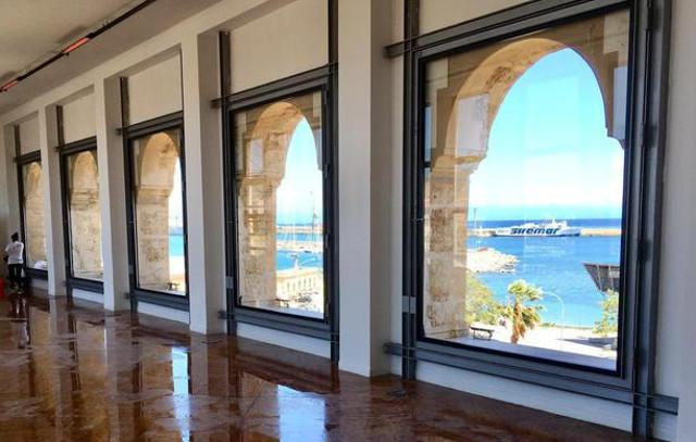 La straordinaria vista dal Loggiato San Bartolomeo