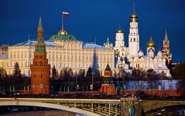 Cremlino - Russia