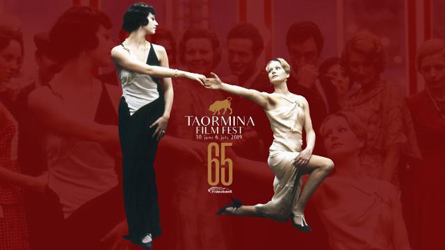 La locandina del 65mo Taormina Film Fest