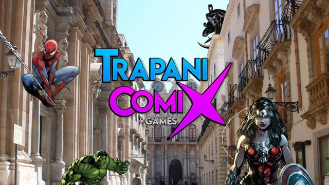 Trapani Comix & Games