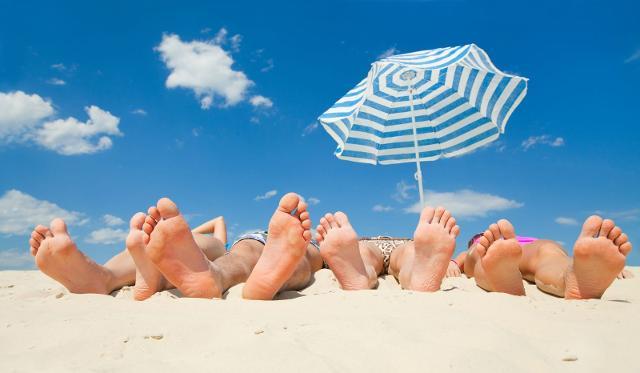 Per le prossime vacanze estive gli italiani sognano il mare...