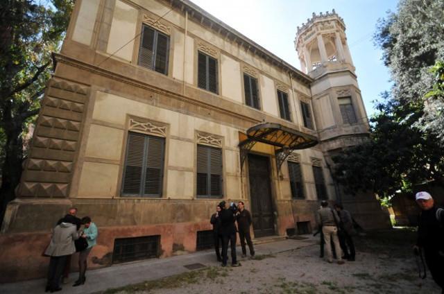 Villino Favaloro, Palermo
