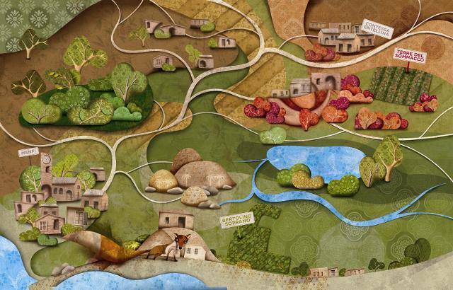 Il progetto dei Vini di Contrada di Mandrarossa