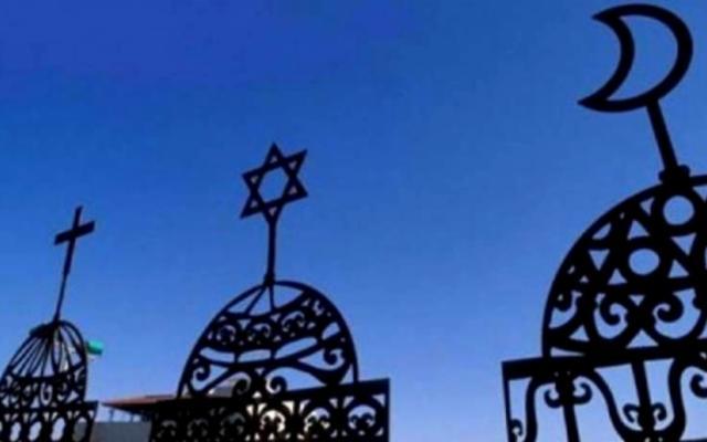 Chiesa, Moschea e Sinagoga al posto dei vecchi binari di Ognina