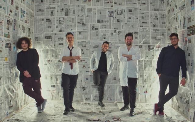 Gli Isteresi, di Enna, vincono il FIM Rock Contest di Milano