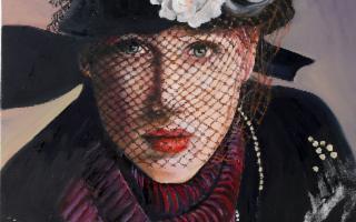 ''Civetterie, dipinti e incisioni'', di Graziella Paolini Parlagreco