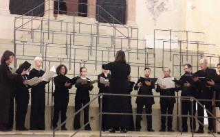 Coro Svete Tikhij esegue Canti Liturgici Ortodossi