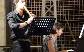 Concerto del Duo Clamans