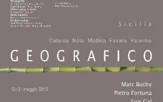 Geografico sbarca in Sicilia