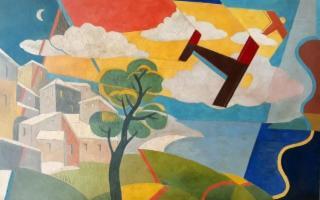 ''Futurismo e Aeropittura'', di Giulio D'Anna