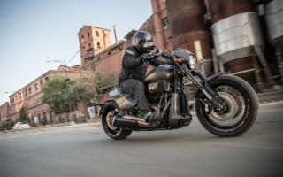 A Catania l'Harley-Davidson® Freedom On Tour 2019