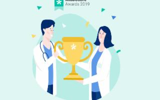 MioDottore Awards 2019: il 35% dei vincitori è donna!