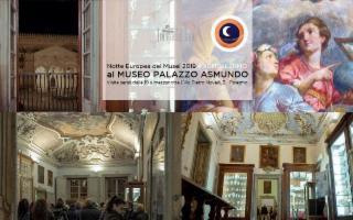 Notte dei Musei a Palazzo Asmundo