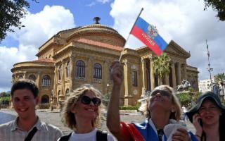 In Sicilia dalla Russia... con amore!
