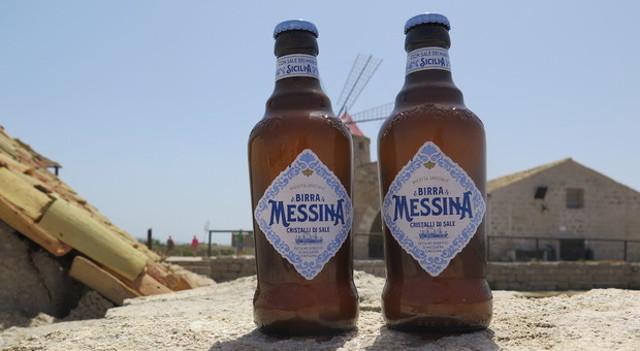 Birra Messina Cristalli di Sale, la nuova birra con i cristalli di sale che arrivano dalle saline di Trapani