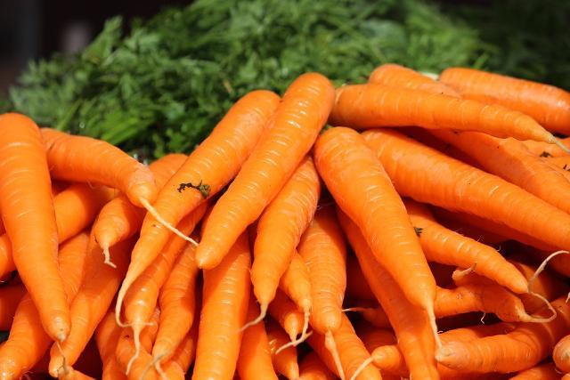Al vertice assoluto della classifica di Coldiretti ci sono le carote