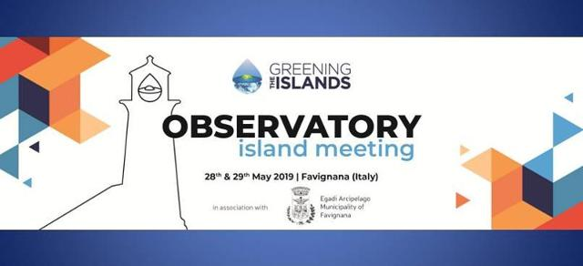 Observatory Island Meeting - Greening the Islands
