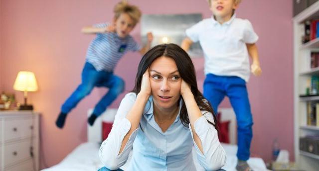 E quando i bambini sono in vacanza e voi lavorate?