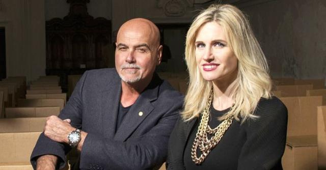 Giuseppe Di Franco e Licia Raimondi