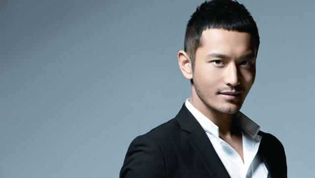 L'attore cinese Huang Xiaoming