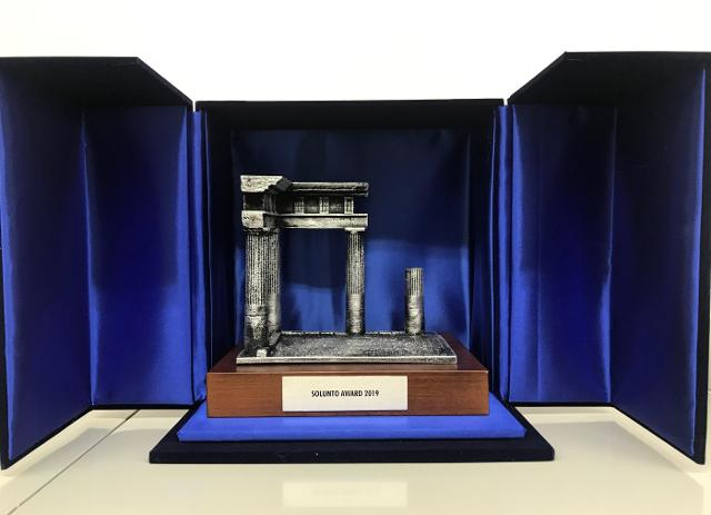 Quinta edizione del ''Solunto Award'' tra Bagheria e New York