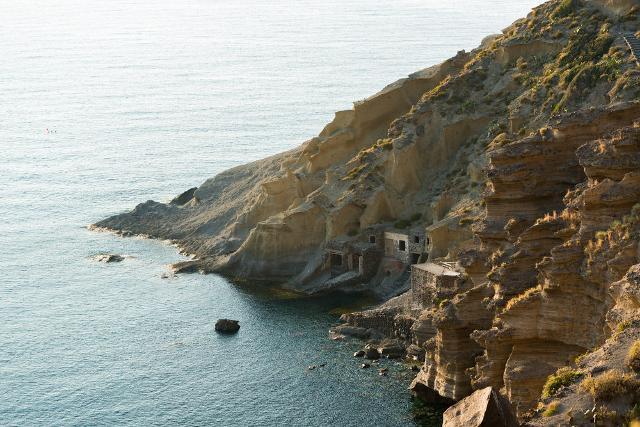Pollara, frazione di Malfa, isola di Salina