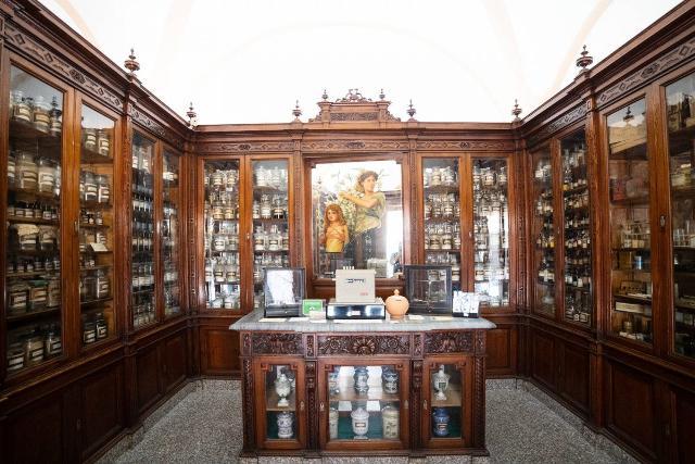 Antica Farmacia Cartia, Scicli