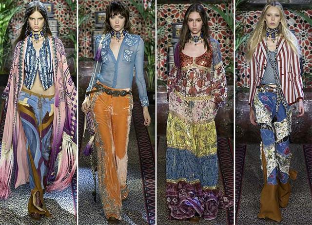 Il patchwork di stampe soprattutto floreali, ma anche vintage e geometriche, detterà la tendenza 2019 dell'outfit estivo...