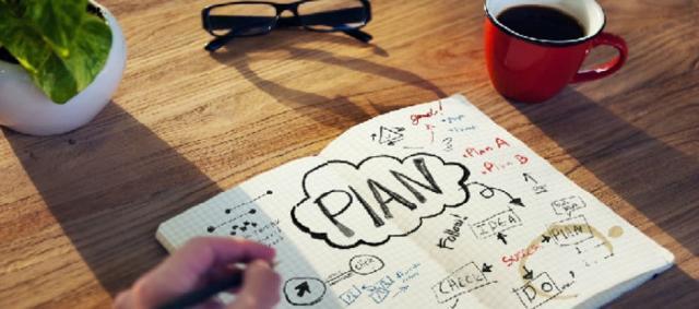 Pianificare è fondamentale!