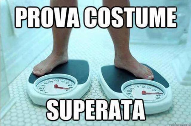Gli italiani sono pronti alla prova costume?