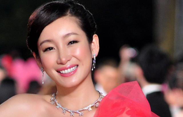 L'attrice cinese Qin Hailu