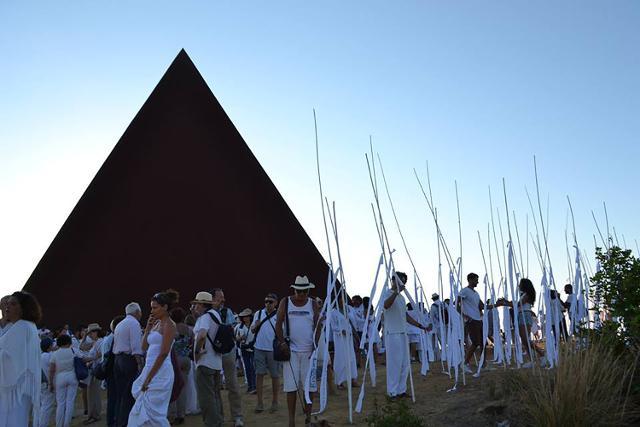 Rito della Luce - Piramide 38° Parallelo