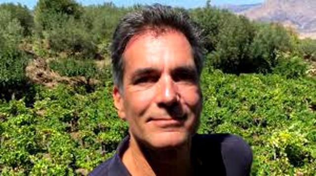 Robert Camuto, giornalista per Wine Spectator e scrittore