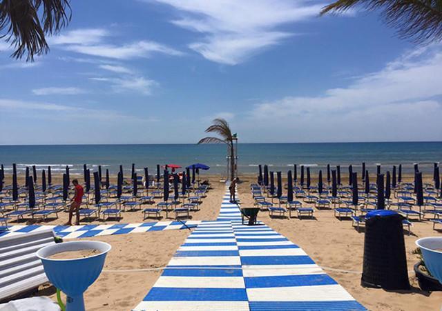 Spiagge accessibili a Messina e provincia