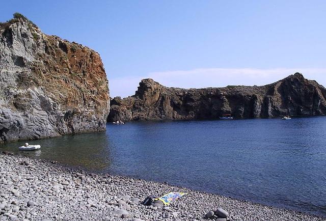Spiaggia di Cala Junco, Panarea