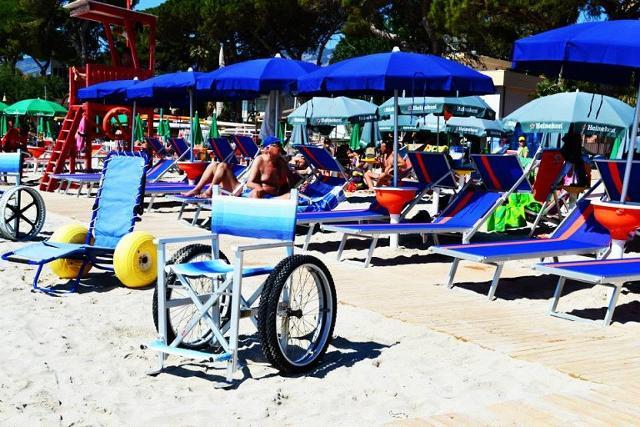 Spiagge accessibili a Palermo e provincia