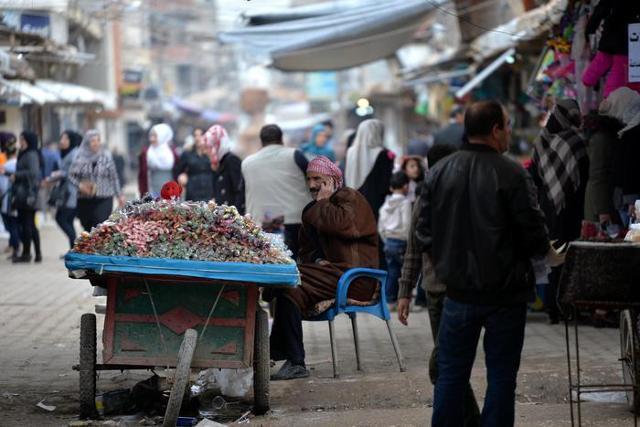 Il suk di Aleppo rinasce grazie a Palermo e all'Aga Khan