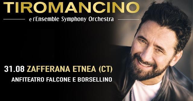 Tiromancino e l'Ensemble Symphony Orchestra