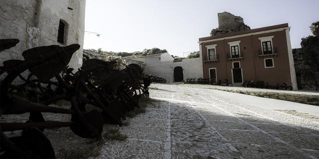 Il museo della Tonnara di Scopello