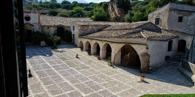 Il complesso monumentale della Tonnara di Scopello