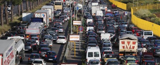 Palermo è la seconda città d'Italia con più traffico dopo Roma e la 48esima a livello mondiale!