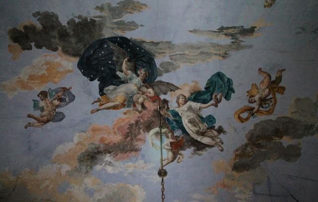 """Villa Adriana, """"Allegoria del Giorno e della Notte"""" - ph www.palermodavedere.it"""