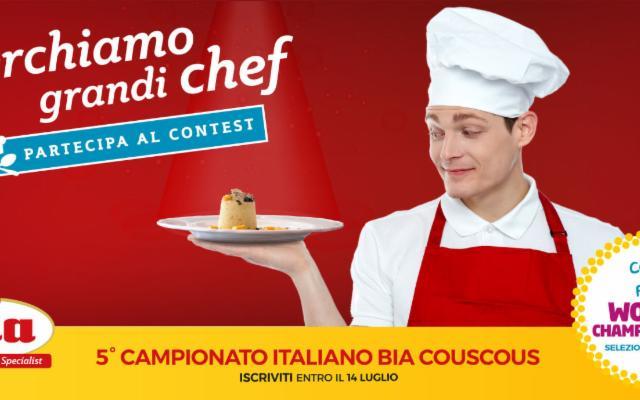 Cous Cous Fest: al via la selezione degli chef italiani
