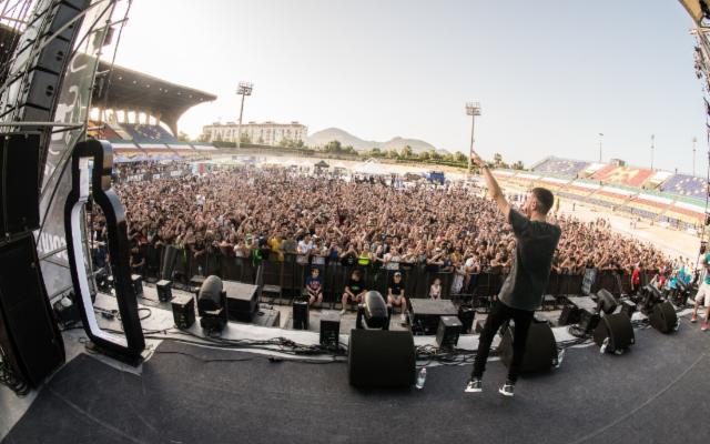 Unlocked Music Festival! In 15.000 per il debutto del Velodromo