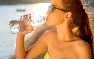Anche per l'estate 2020 la parola chiave è idratazione