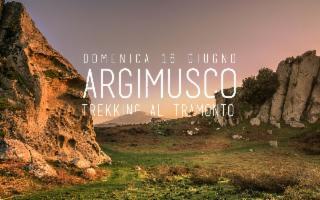 Trekking al Tramonto alle Rocche dell'Argimusco