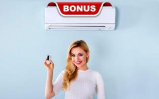 Con il bonus condizionatori 2019 si sta ancora più freschi!